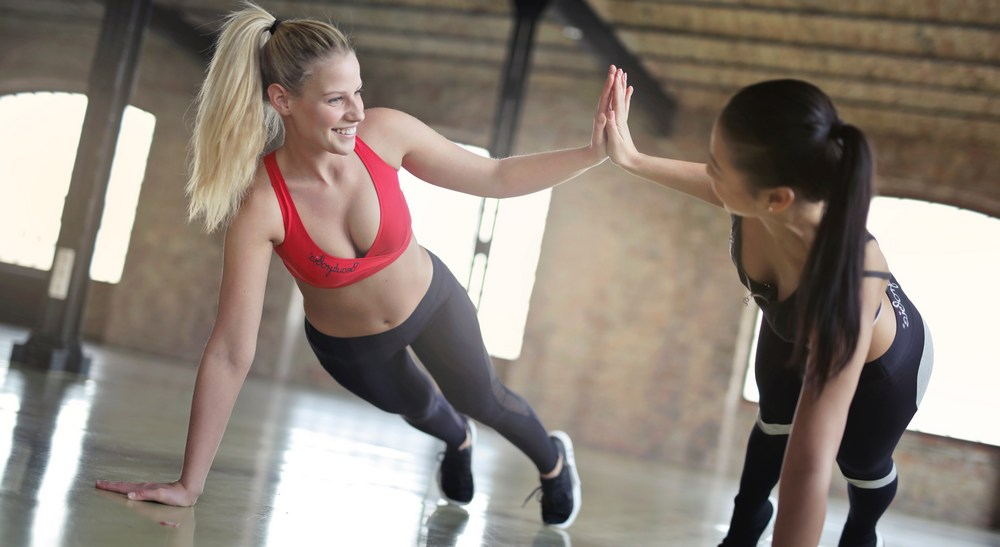 Do HIIT at least twice a week