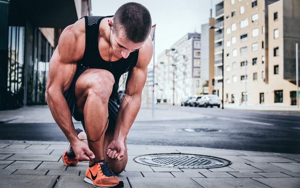 Do full body exercise