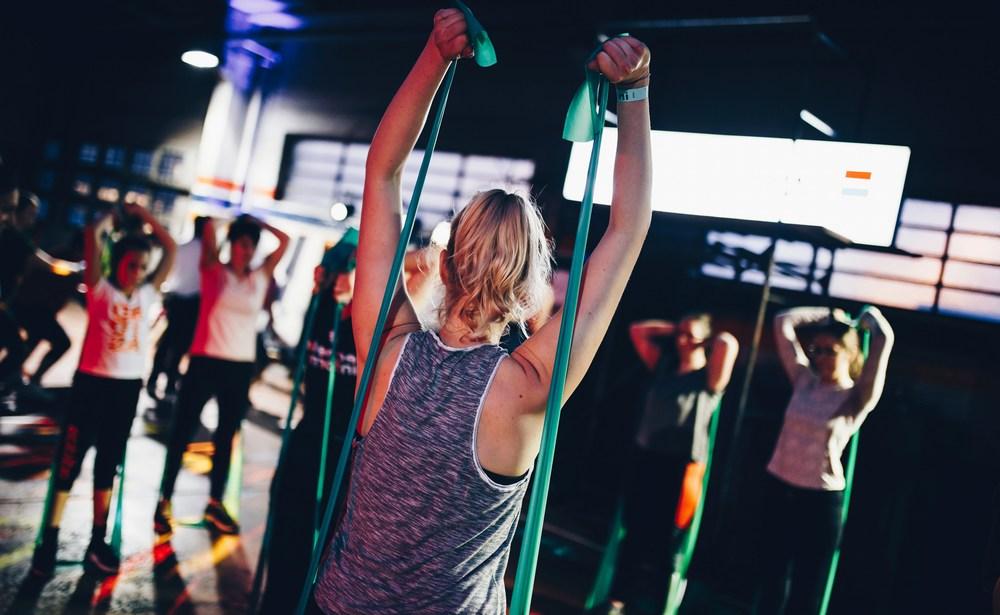 Do more cardio exercises