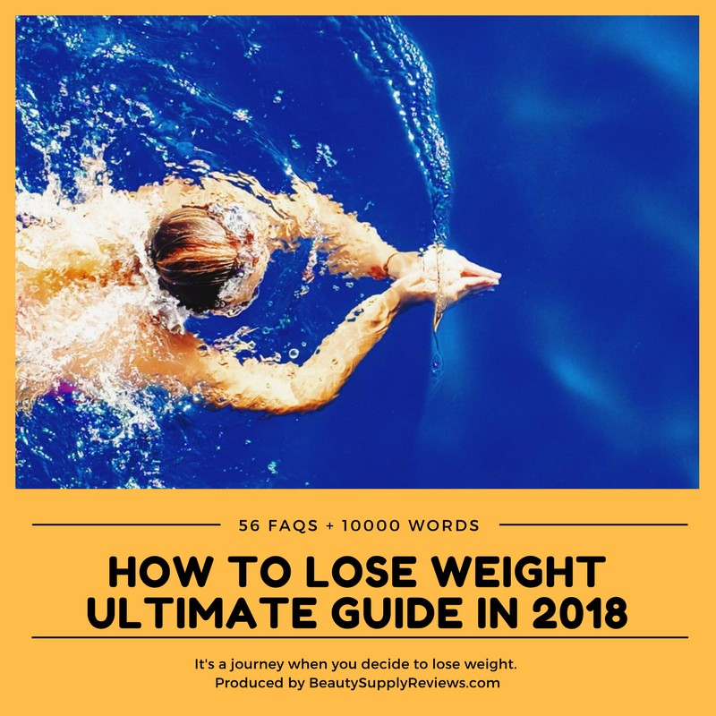 How to Lose Weight (Ultimate Guide in 2018)
