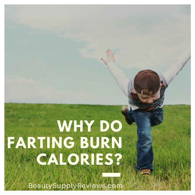 Why do Farting Burn Calories