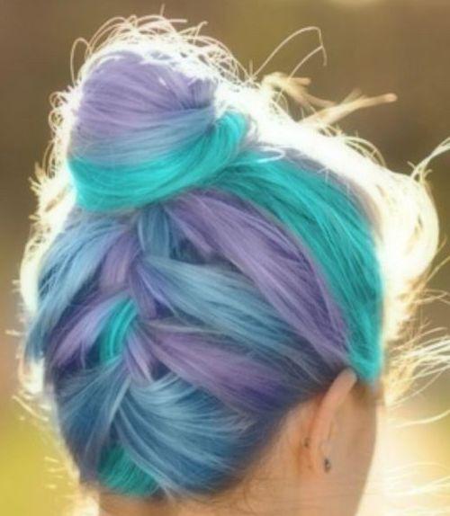 How Long Does Semi-Permanent Blue Hair Dye Last