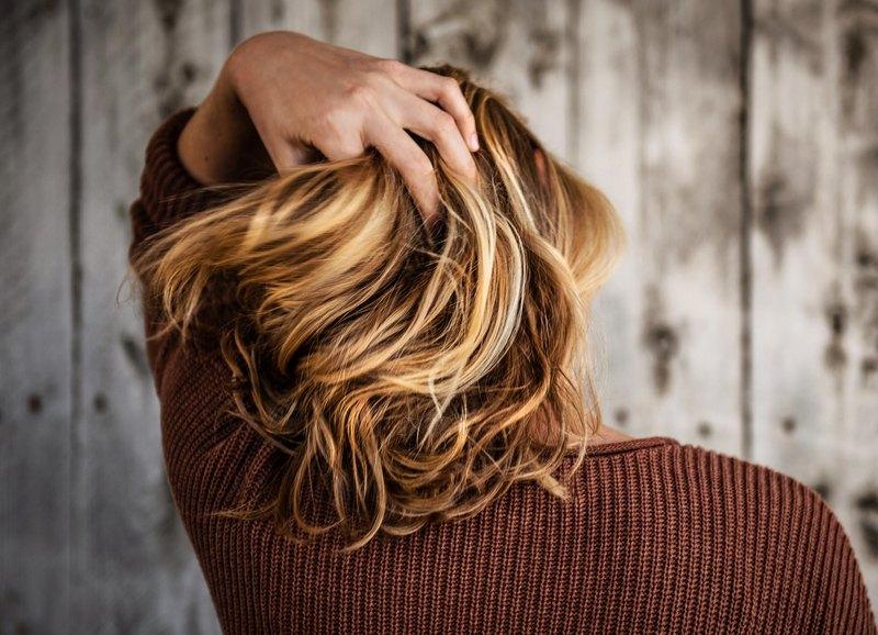 How to Dutch Braid Your Own Hair