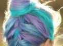 How Long Does Semi-Permanent Blue Hair Dye Last?