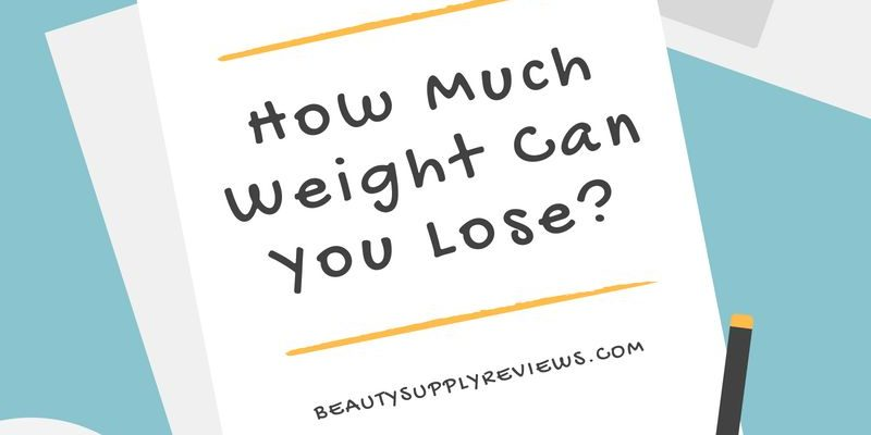 How Much Weight Can You Lose? (43 FAQs, 9500 words)