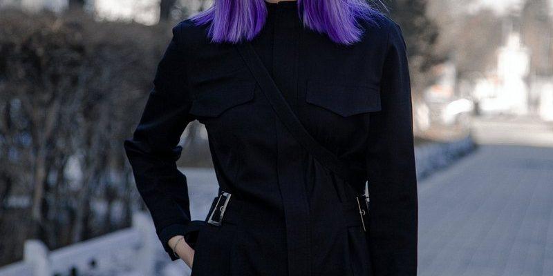 How long Does Semi-permanent Purple Hair Dye Last?